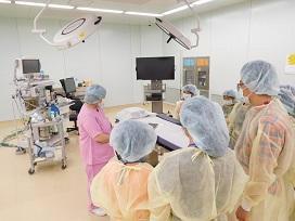 手術室1写真